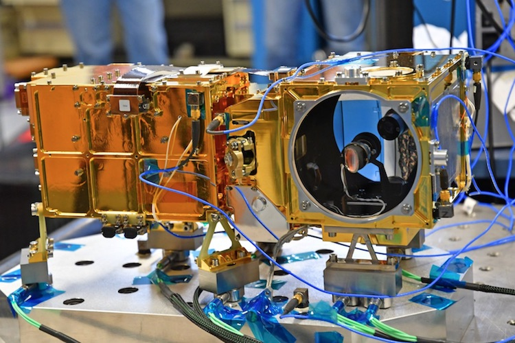 This upclose look at SuperCam shows how much technical detail is needed for an interplanetary camera.