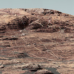 Manganese on Martian rocks | Los Alamos National Laboratory